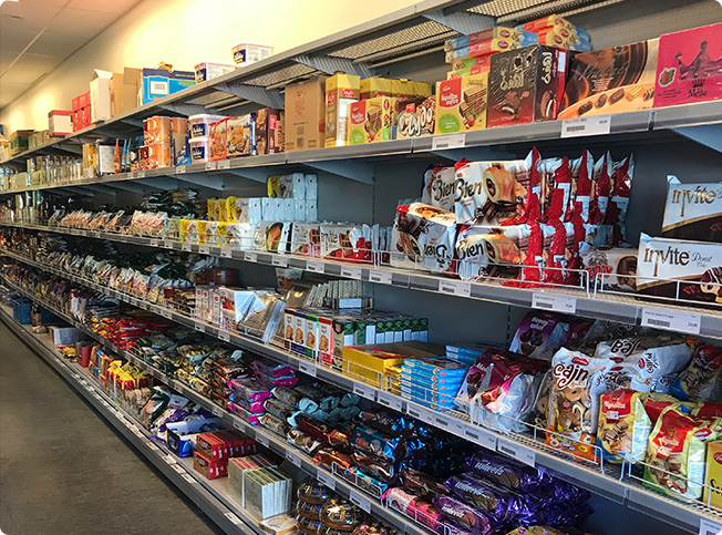 Greenbay Supermarket / Kungsbacka